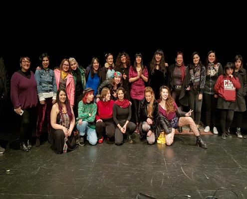 Escuela de Rock Mujeres 2019