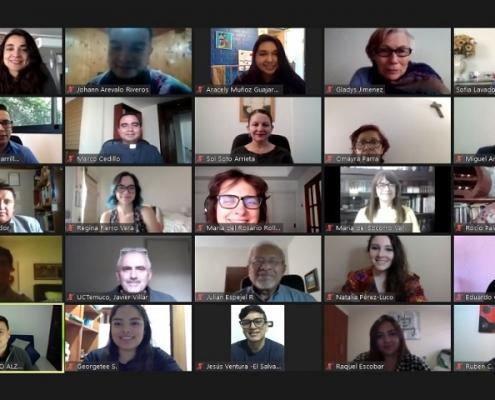 UCSH participa en IV Seminario Virtual de la Red de Responsabilidad Social Universitaria de ODUCAL