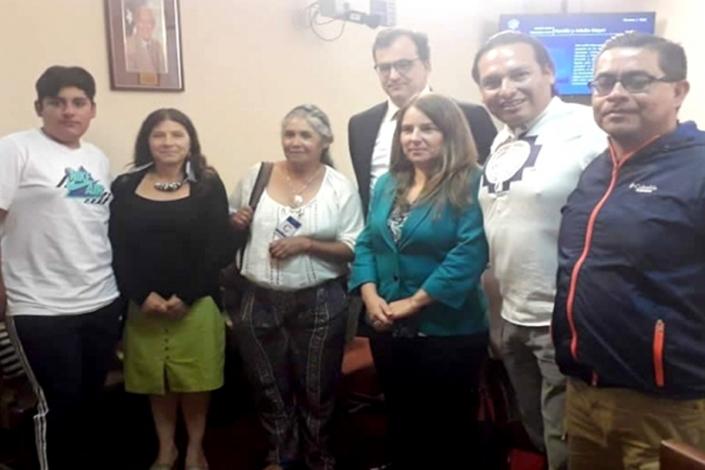 Programa de Interculuralidad UCSH promueve reconocimiento del pueblo Selk´nam dentro de la Ley indígena
